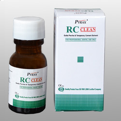 Rc Clean Gutta Percha And Temporary Solvent