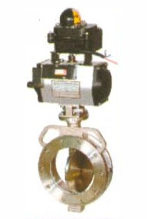 Spherical Disc Valve