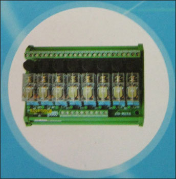 08 Channel Relay Module With Fuse