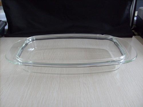 1.8L Rectangular Glass Bakeware