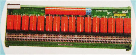 16 Channel Compatible Module With Cage Clamp