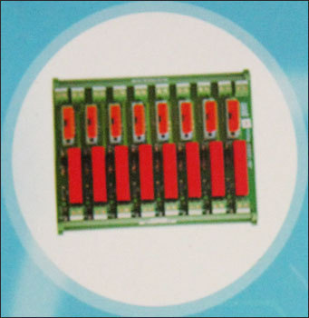 8 Channel Ssr Compatible Module With Fuse