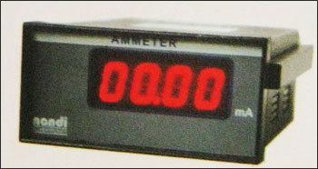 Dpm Ammeter