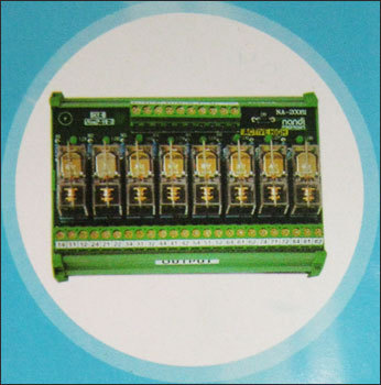 Heavy Duty 8 Channel Relay Module With Fuse