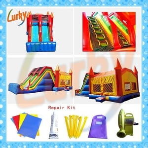 2013 Most Popular Funny Jumping Castles for Sale