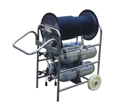 Mobile Long Tube Respirator