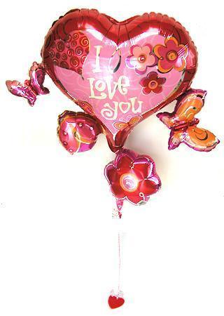 Festival Foil Balloon