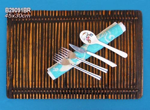 Handmade Bamboo Placemat