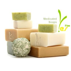 Medicated Soaps
