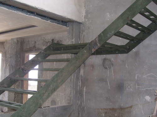 Ms String Stair Fabrication