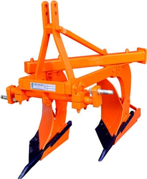 Mounted Mould Board Plough Machinery
