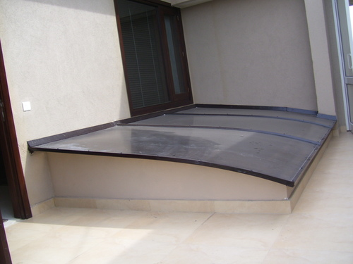 Polycarbonate Domes Fabrication
