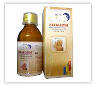 Cefalexin Oral Suspension