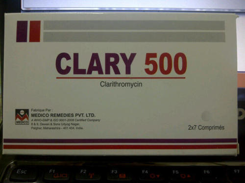 Clary (500 Mg) Tablet