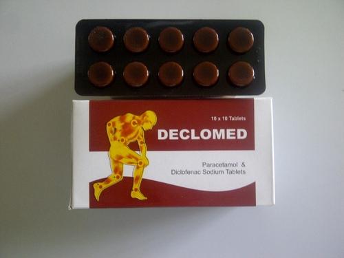 Declomed Tablet