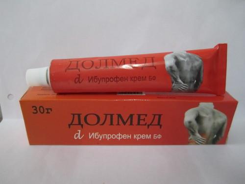 Dolmed Cream (Ibuprofen)