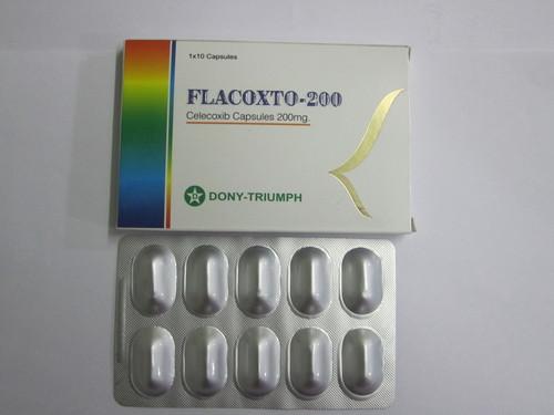 Flacoxto 200 (Celecoxib) Tablet