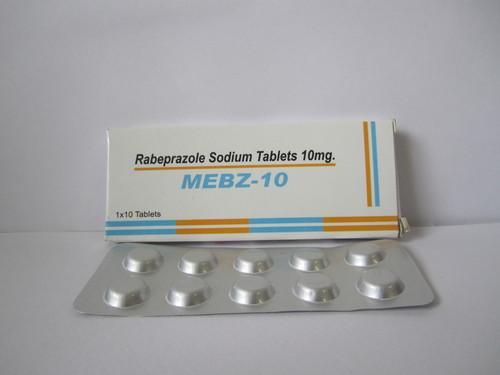 Mebz 10 (Rabeprazole) Tablet