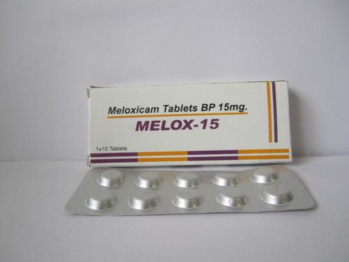 Melox 15 (Meloxicam) Tablet