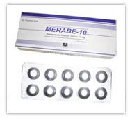 Merabe-10 (Rabeprazole) Tablet