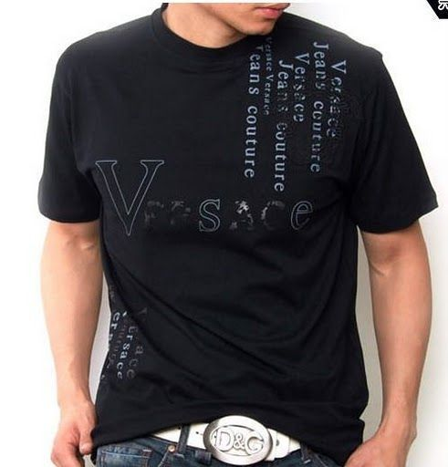 Versace Short T-Shirt