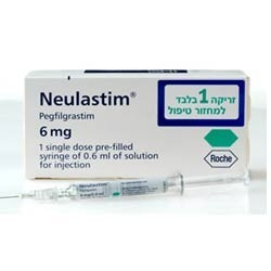 Neulastim (6 Mg) Injection