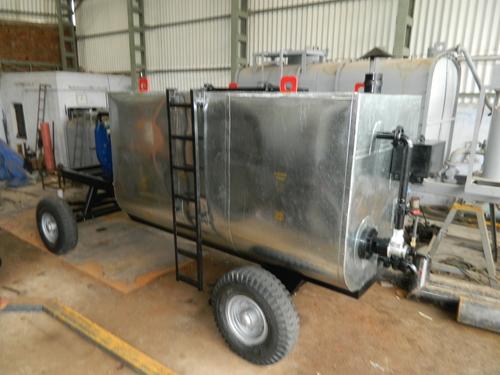 Industrial Tar Boiler