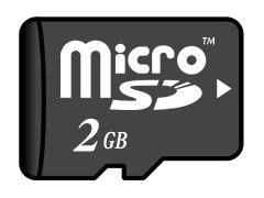 Micro SD Card (2GB)