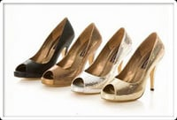 Exclusive Fabrics For Ladies Footwear
