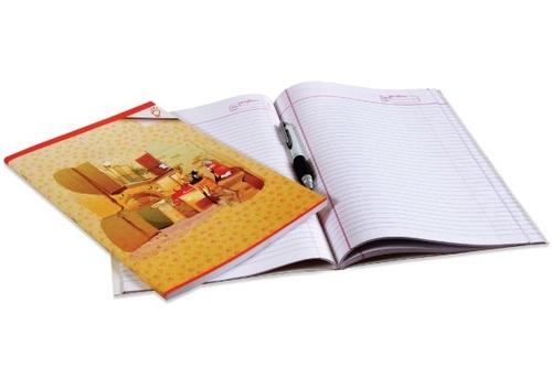 Single Ruled Notebook