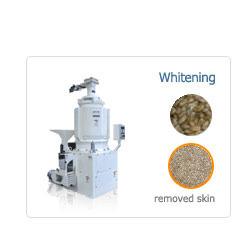 Whitening Wheat Processing Machine
