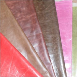 Crunch Finish Leather