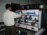 Hydraulic Pneumatic Trainer with PLC