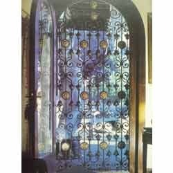 Decorative M.S. Gates