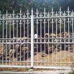 M.S. Entrance Gate