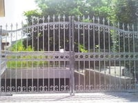 Mild Steel Main Gates