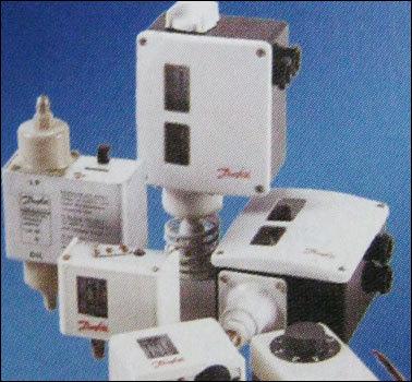 Pressure And Temperature Controls