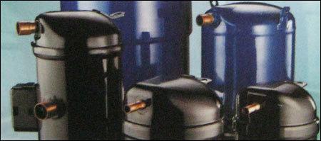 Scroll Tech Compressors