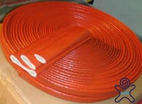 Silicone Resin Coated Fire Sleeve