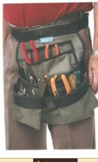Two Pockets Tool Belt