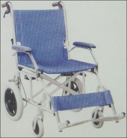 Aluminum Light Weight Wheel Chair (Je863laj)