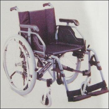 Aluminum Light Weight Wheel Chair (Je957lq)