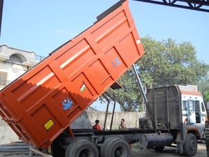 Tipper And Trailers