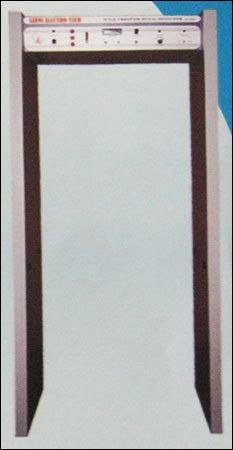 Micro Controller Based: Walk Through Door Frame Metal Detector (Model-Le-905 Dm)