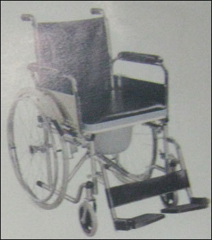 Reclining Commode Wheel Chair (Je681)