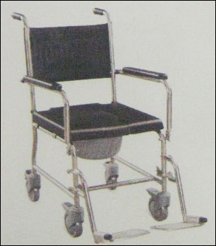 Reclining Commode Wheel Chair (Je697s)