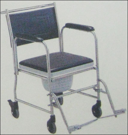 Reclining Commode Wheel Chair (Je6991s)