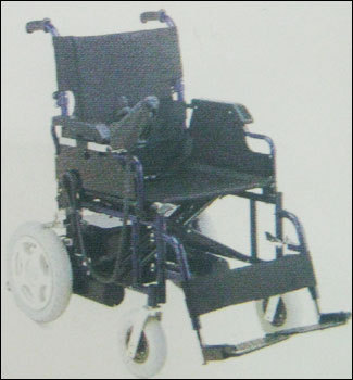 Steel Wheel Chair (Je110a)