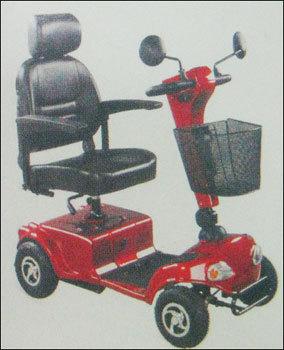 Steel Wheel Chair (Je141) in  Malad (W)