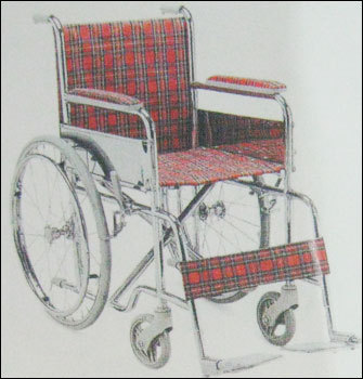 Steel Wheel Chair (Je802-35)